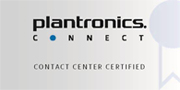 Plantronics Contact Center Certified