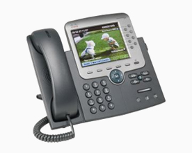 Cisco VoIP Telephone Conference Unit