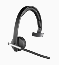 Logitech Wireless Headsets for Business